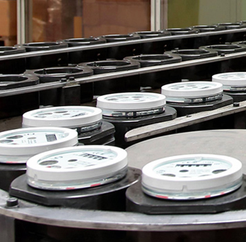 CD ONE water meters production line