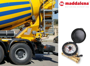 MADDALENA LEADER IN INDUSTRIAL WATER DOSAGE