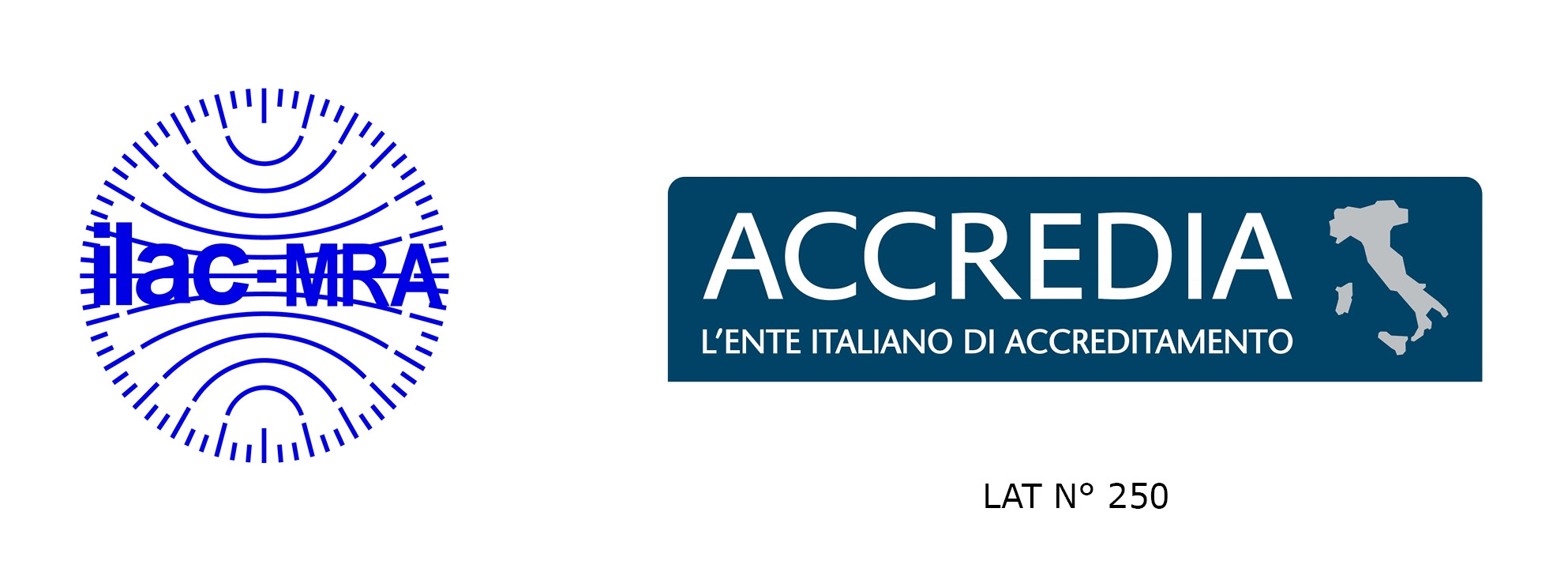 Laboratory Maddalena accredited by ACCREDIA