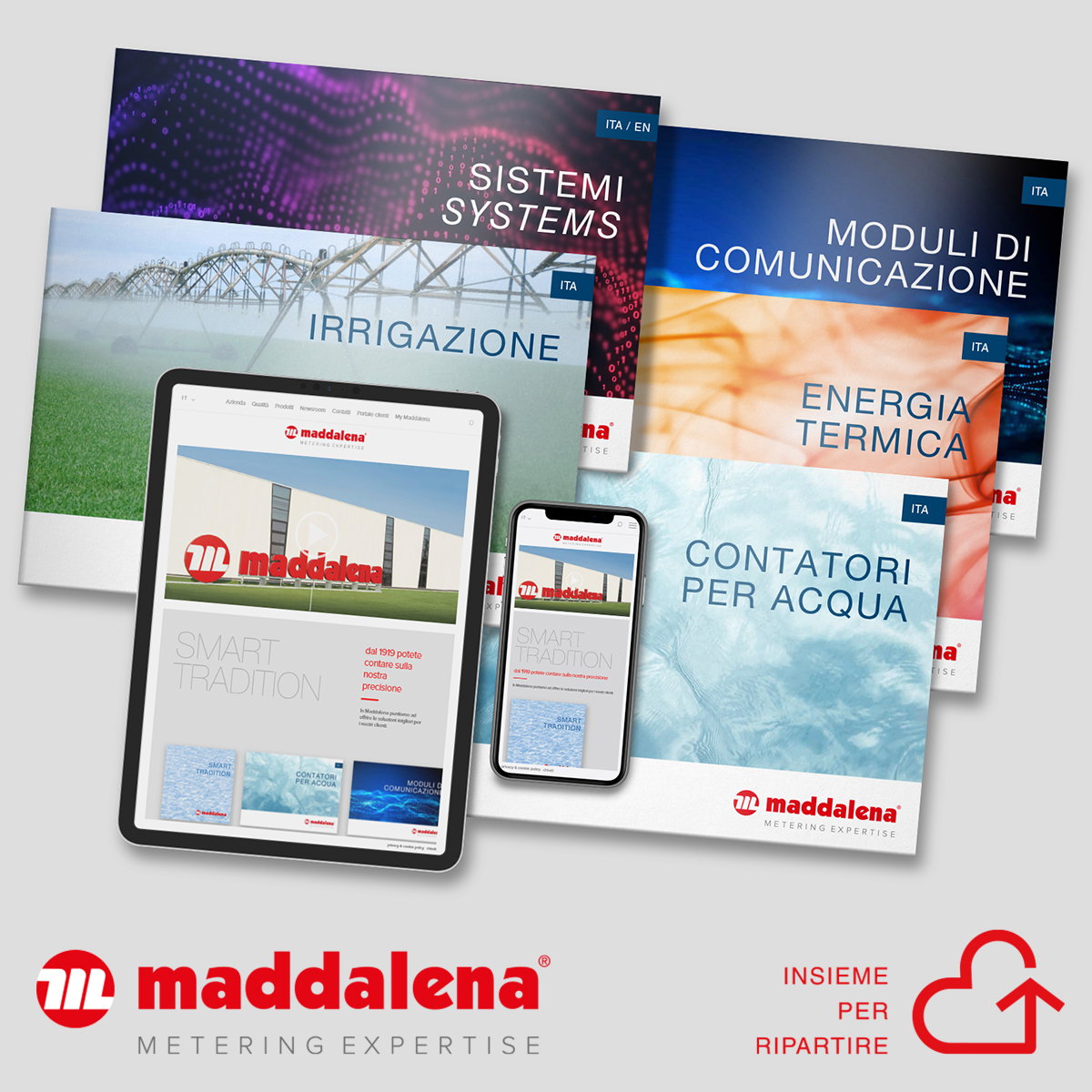 Maddalena – Innovation to be safe.