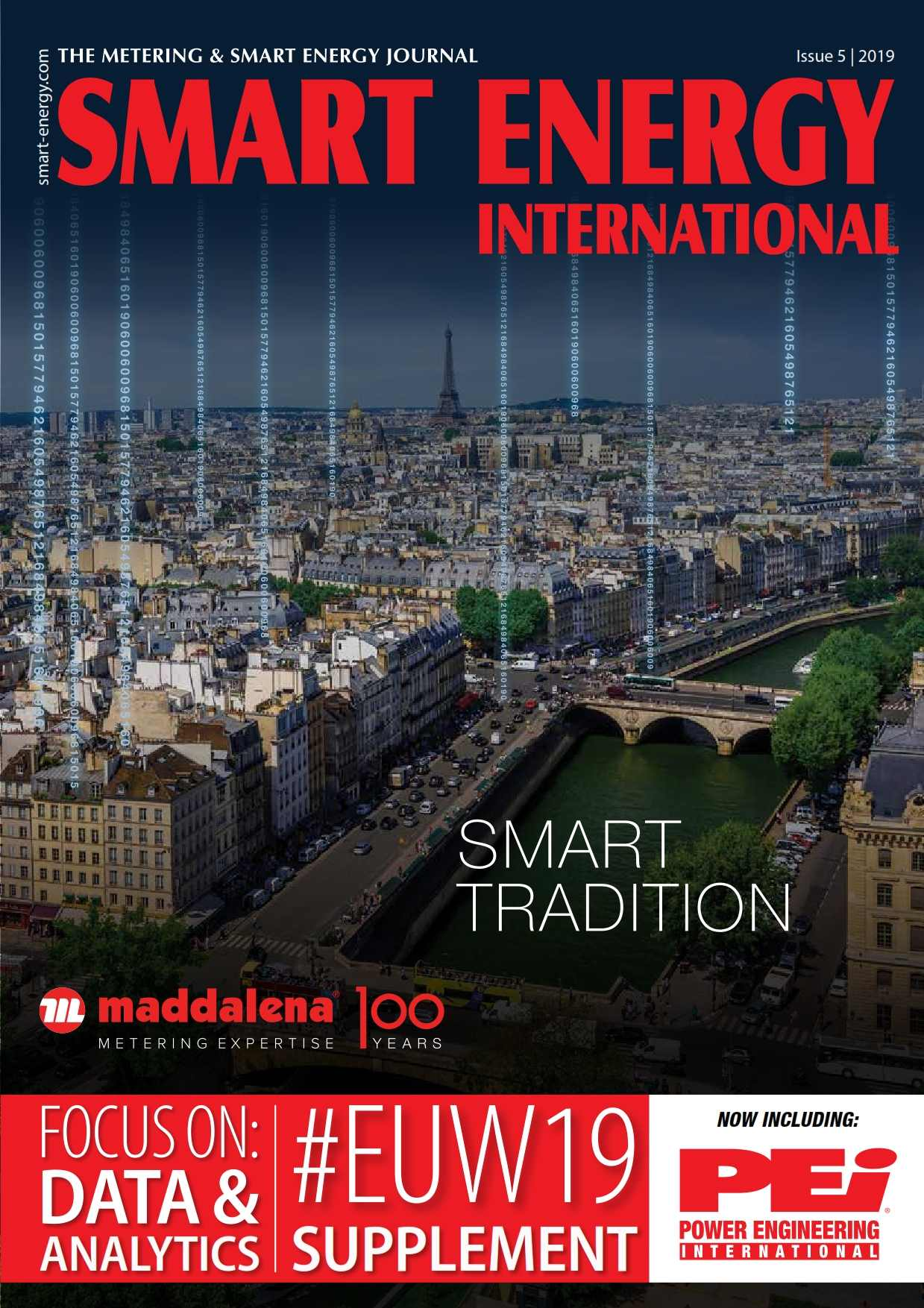 Smart Energy International front cover