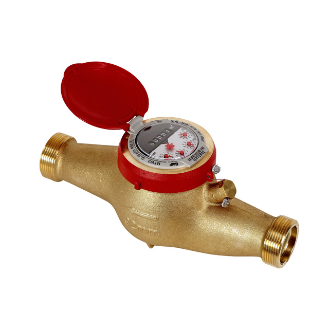 Maddalena multi-jet meter for domestic hot water